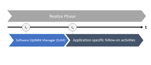 Upgrade process to SAP S/4HANA 1809 - Realize Phase
