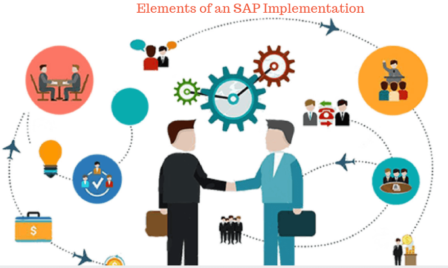 elements of sap implementation