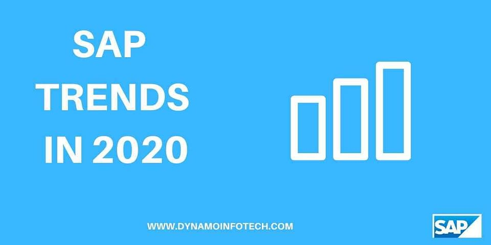 predicted sap(erp) technological innovative trends for 2020